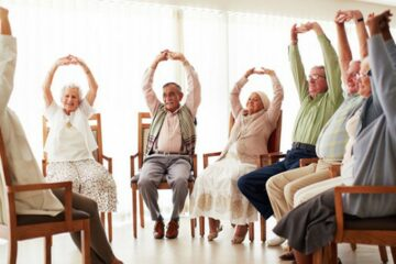 Does Exercise Support Health Later In Life