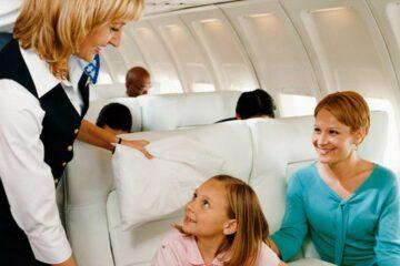 Flight Attendant Got 'Higher' Than She Expected